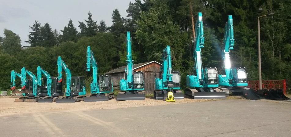 Herzlich Willkommen bei der KARI Baumaschinen GmbH