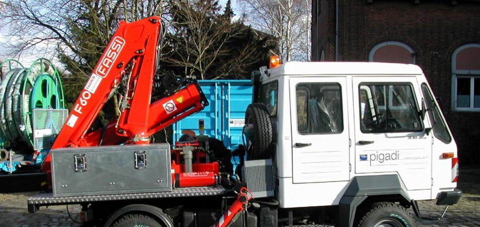 Unsere Fahrzeugbaulösungen für Sie